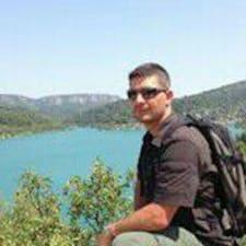 Rodolphe felhasználói profilja