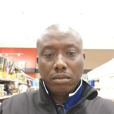 Henkilön Abayomi käyttäjäprofiili
