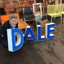 Dale的用戶個人資料