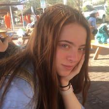 Batsheva felhasználói profilja