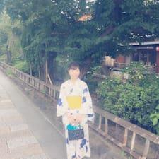 Perfil de usuario de Keiko