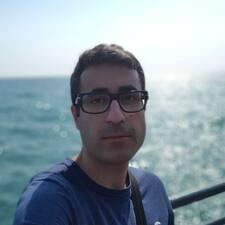 Iman felhasználói profilja