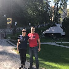 Vladimir bir süper ev sahibi.