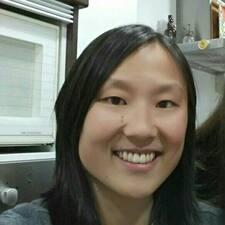 Perfil do utilizador de Cristina