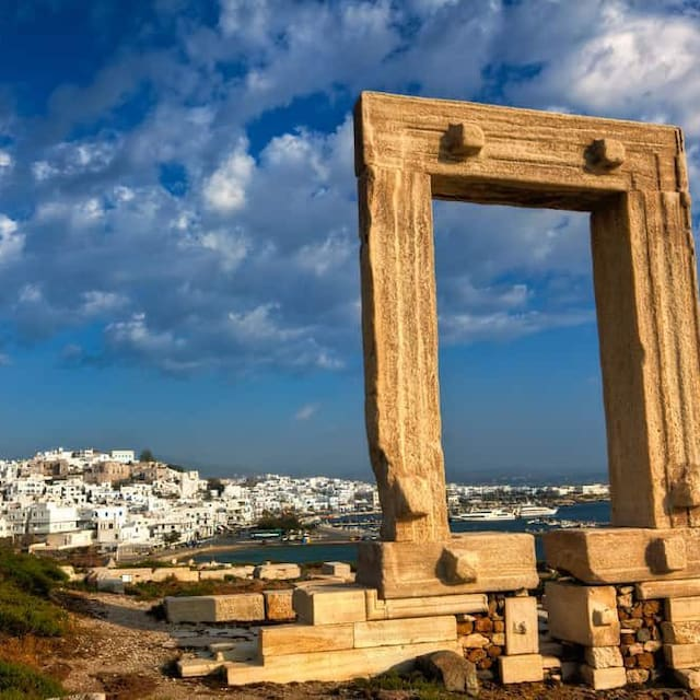 Guidebook for Naxos