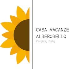 Gebruikersprofiel Casa Vacanze Alberobello