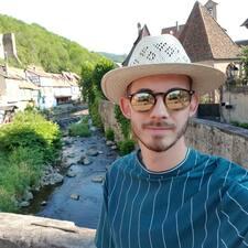 Profilo utente di Jérôme