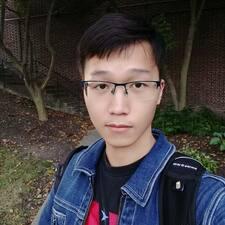Perfil do usuário de 宇