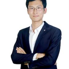Jiamin felhasználói profilja