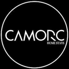 Camorc User Profile