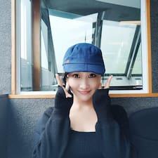 黛 felhasználói profilja