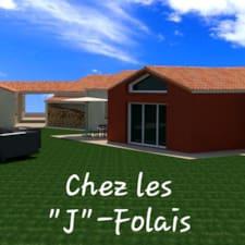 Perfil do usuário de Les J-Folais