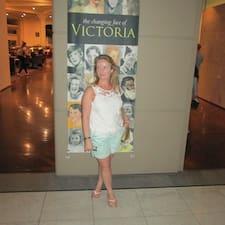 Henkilön Victoria käyttäjäprofiili