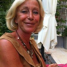 Profilo utente di Marie-Pierre