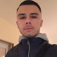 Profil korisnika Blerim