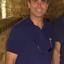 Silvano felhasználói profilja