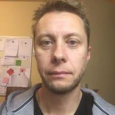 Gebruikersprofiel Dirk