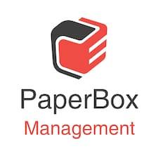 PaperBox felhasználói profilja