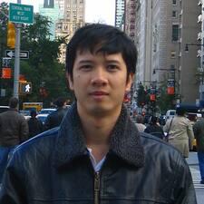Tung felhasználói profilja