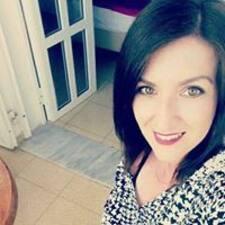 Ewa felhasználói profilja