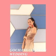 Chaela felhasználói profilja