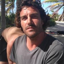 Jean-Marie felhasználói profilja