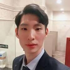 Профиль пользователя Yunwoo