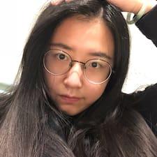 Gebruikersprofiel Yue