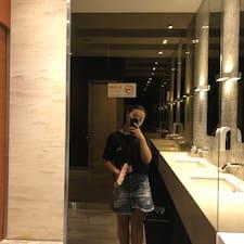Xiong felhasználói profilja