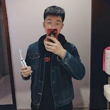 少男 felhasználói profilja