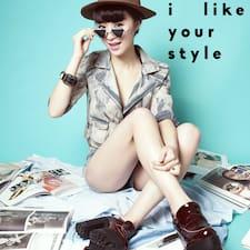 Yunjie felhasználói profilja
