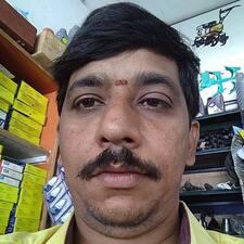 Raj Kumar Brugerprofil