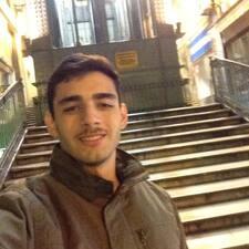 Profil Pengguna Matheus Gama