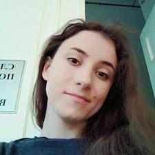 Nadejda User Profile