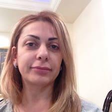 Gayane felhasználói profilja