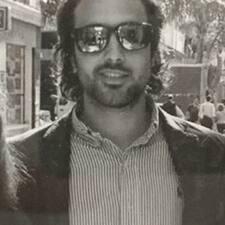 Henkilön Juan Martín käyttäjäprofiili