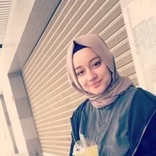 Zeynep User Profile
