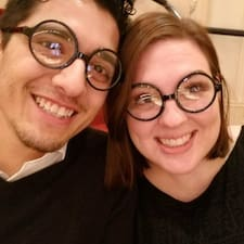 Profil utilisateur de Shannon & Francisco