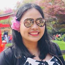 Anna Karissa felhasználói profilja