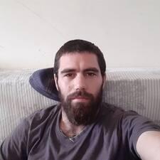 Mordechay felhasználói profilja