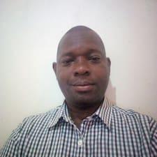 Livingstone felhasználói profilja