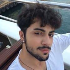 Profil utilisateur de Burak