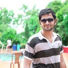 Perfil do utilizador de Srinath