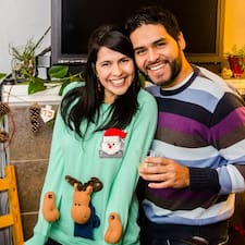 Alejandra & Julian User Profile