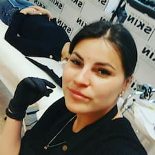 Profil utilisateur de Nadejda Ceban