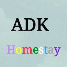 Adk Homestay User Profile