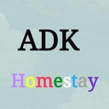 Profil utilisateur de Adk Homestay