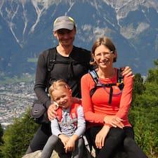 Joanna, Mirek And Mia User Profile