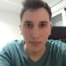 Ricard felhasználói profilja