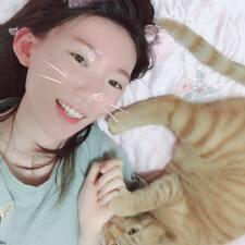 Profil utilisateur de 颐莹